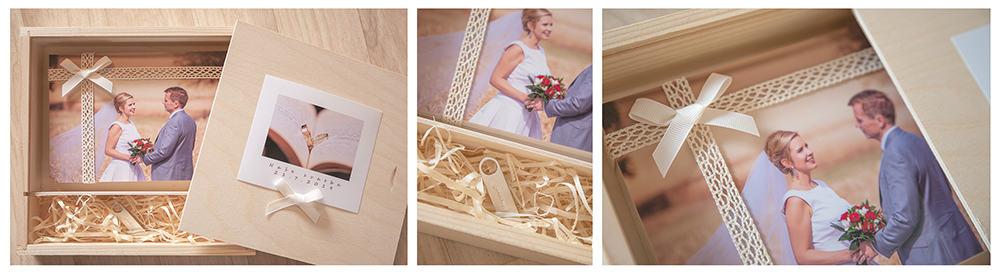 Svatební fotokrabička ukázka
