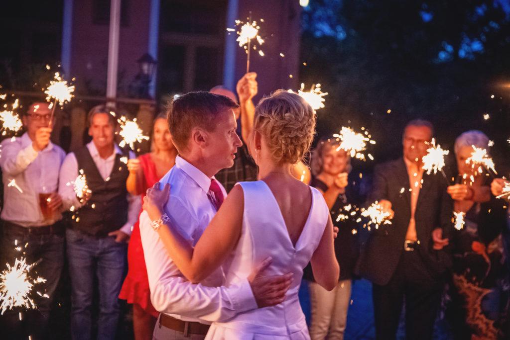 svatební prskavky 2